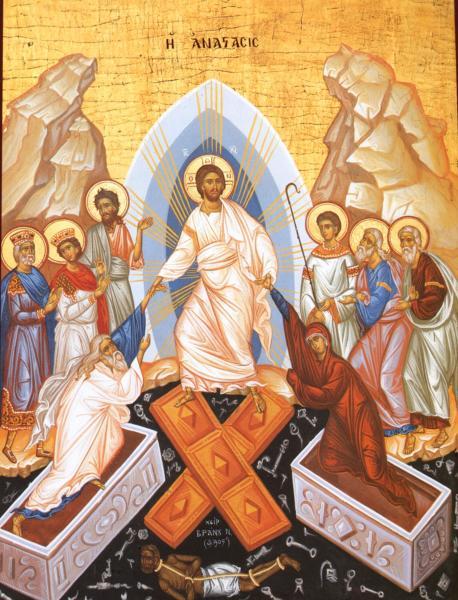 Veľkonočné sviatky 2021 – Liturgický program